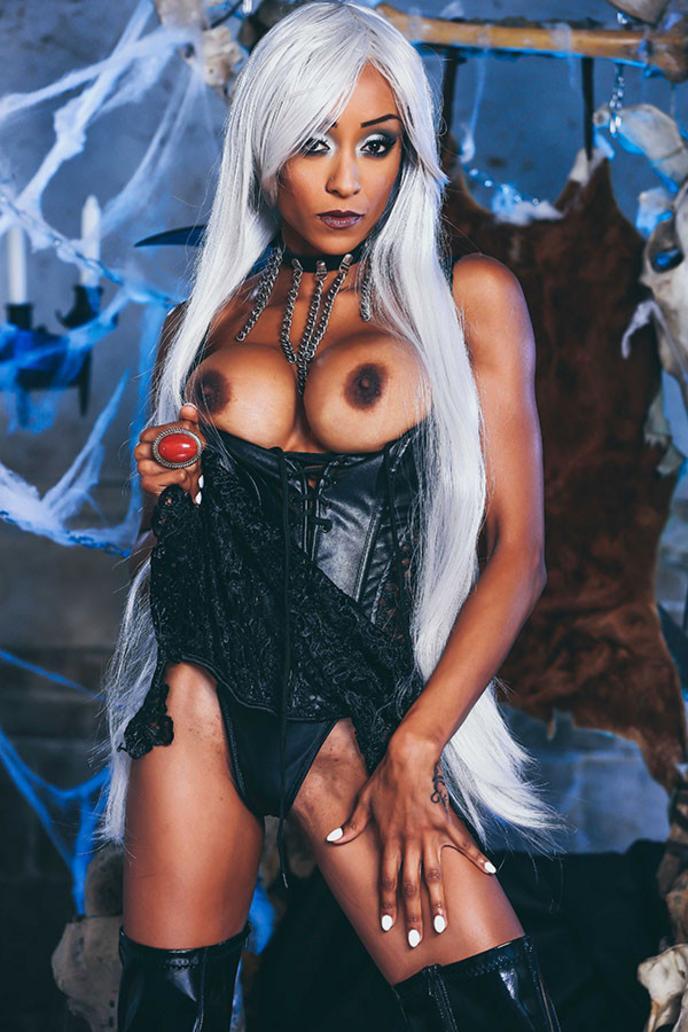 Alyssa divine porn