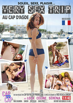Very sex trip at the Cap d'Agde