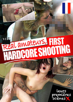 Real amateurs, first hardcore shooting