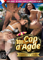 100% Cap d'Agde : Swingers' clubs