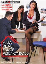 Ania, real estate agency boss