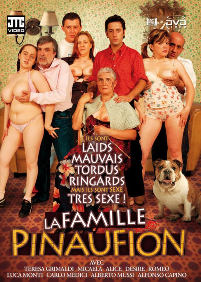 famille films porno