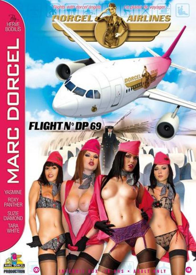 Dorcel Airlines - Flight DP69 - movie X streaming unlimited, porn video,  sex vod on Xillimité