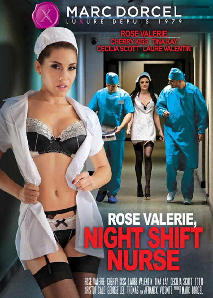 Rose Valérie, night shift nurse - movie X streaming unlimited, porn video,  sex vod on Xillimité
