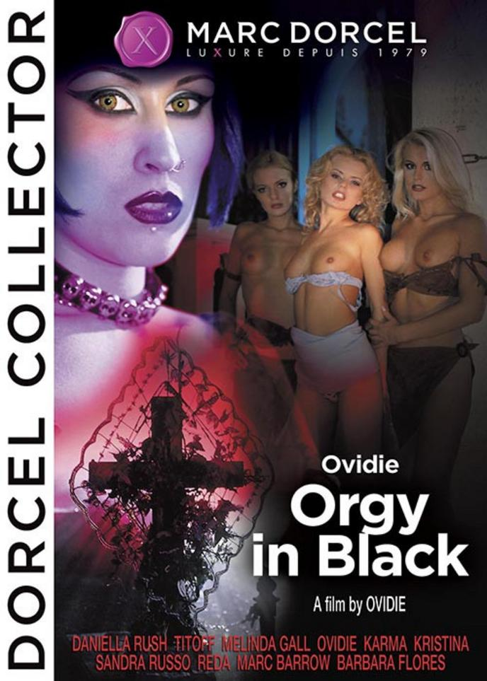 Black movie orgy
