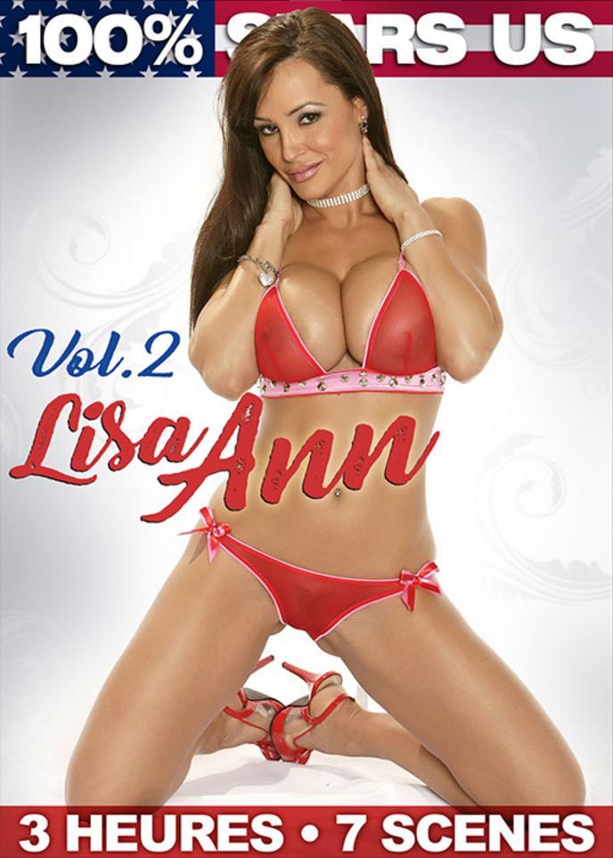 Lisa Ann vidéo porno gratuit