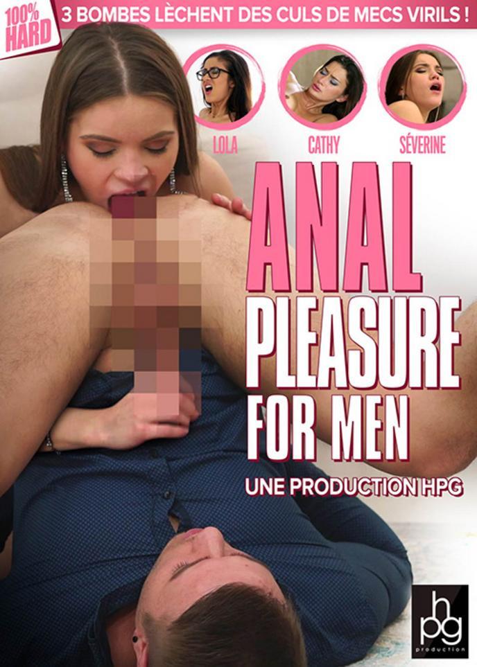 Apologise, but, pleasure men anal remarkable