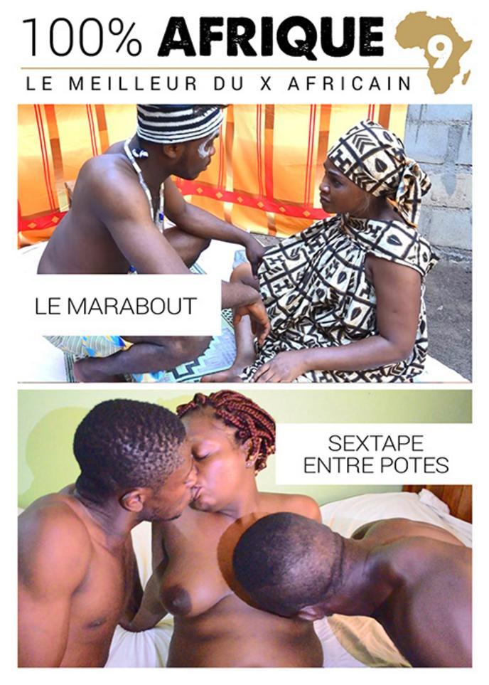 Africain film porno Africaine