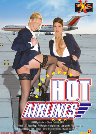 Lesbian Airlines Dvd 43