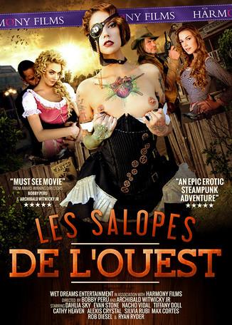 Xillimité - Les salopes de l'ouest - Film Porno
