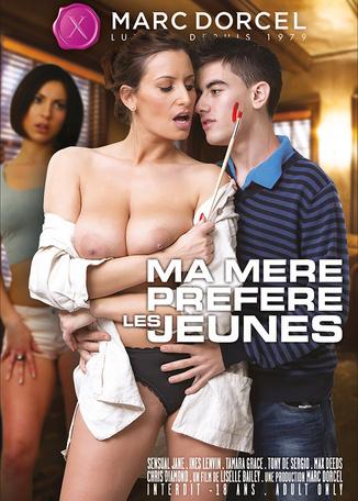 Xillimité - Ma mère préfère les jeunes - Film Porno