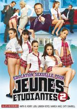 Xillimité - Education sexuelle pour jeunes étudiantes 2 - Film Porno