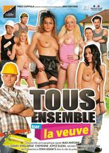 Xillimité - Tous ensemble sur la veuve - Film Porno