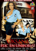 Xillimité - Oksana, flic en uniforme - Film Porno