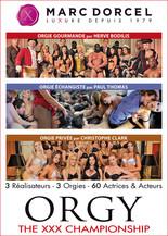 Xillimité - ORGY The XXX Championship - Film Porno