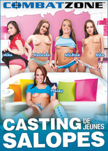 Xillimité - Casting de jeunes salopes - Film Porno