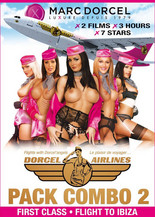Xillimité - Pack Dorcel Airlines #2 : First Class - Flight to Ibiza - Film Porno