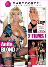 Xillimité - Pack 2 Films : Anita Blond - Film Porno