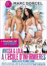 Xillimité - Anissa & Lola à l'école d'Infirmières - Film Porno