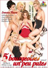 Xillimité - 5 bourgeoises un peu putes - Film Porno