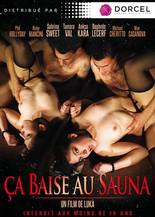 Xillimité - Ca baise au sauna - Film Porno