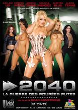 Xillimité - 2040 : La guerre des poupées putes - Film Porno