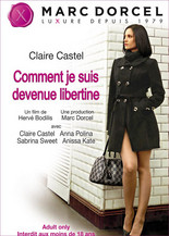 Xillimité - Claire Castel : Comment je suis devenue libertine - Film Porno
