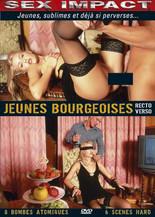 Xillimité - Jeunes bourgeoises recto/verso - Film Porno