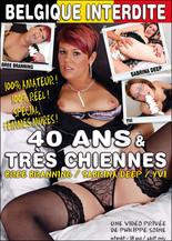 Xillimité - Belgique Interdite : 40 ans et très chiennes - Film Porno