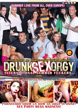 Xillimité - Drunk Sex Orgy : International Summer Fuckers - Film Porno