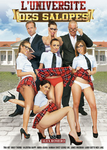 Xillimité - L'Université des Salopes - Film Porno