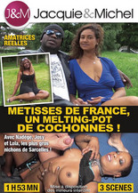 Xillimité - Métisses de France : un melting pot de cochonnes - Film Porno