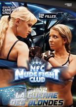 Xillimité - Nude Fight Club : Round #2 La guerre des blondes - Film Porno