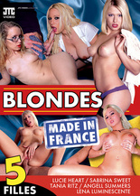 Xillimité - Blondes Made in France - Film Porno
