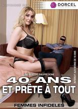 Xillimité - 40 ans et prête à tout - Film Porno