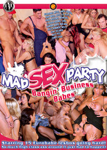 Xillimité - Mad Sex Party : banging business babes - Film Porno