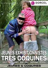 Xillimité - Jeunes exhibitionnistes très coquines - Film Porno