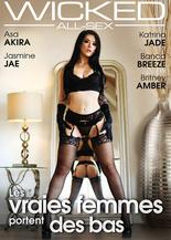 Xillimité - Les vraies femmes mettent des bas - Film Porno