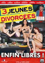 Xillimité - 3 jeunes divorcées - Film Porno