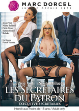 Xillimité - Les secrétaires du patron - Film Porno