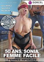 Xillimité - 50 ans, Sonia femme facile - Film Porno